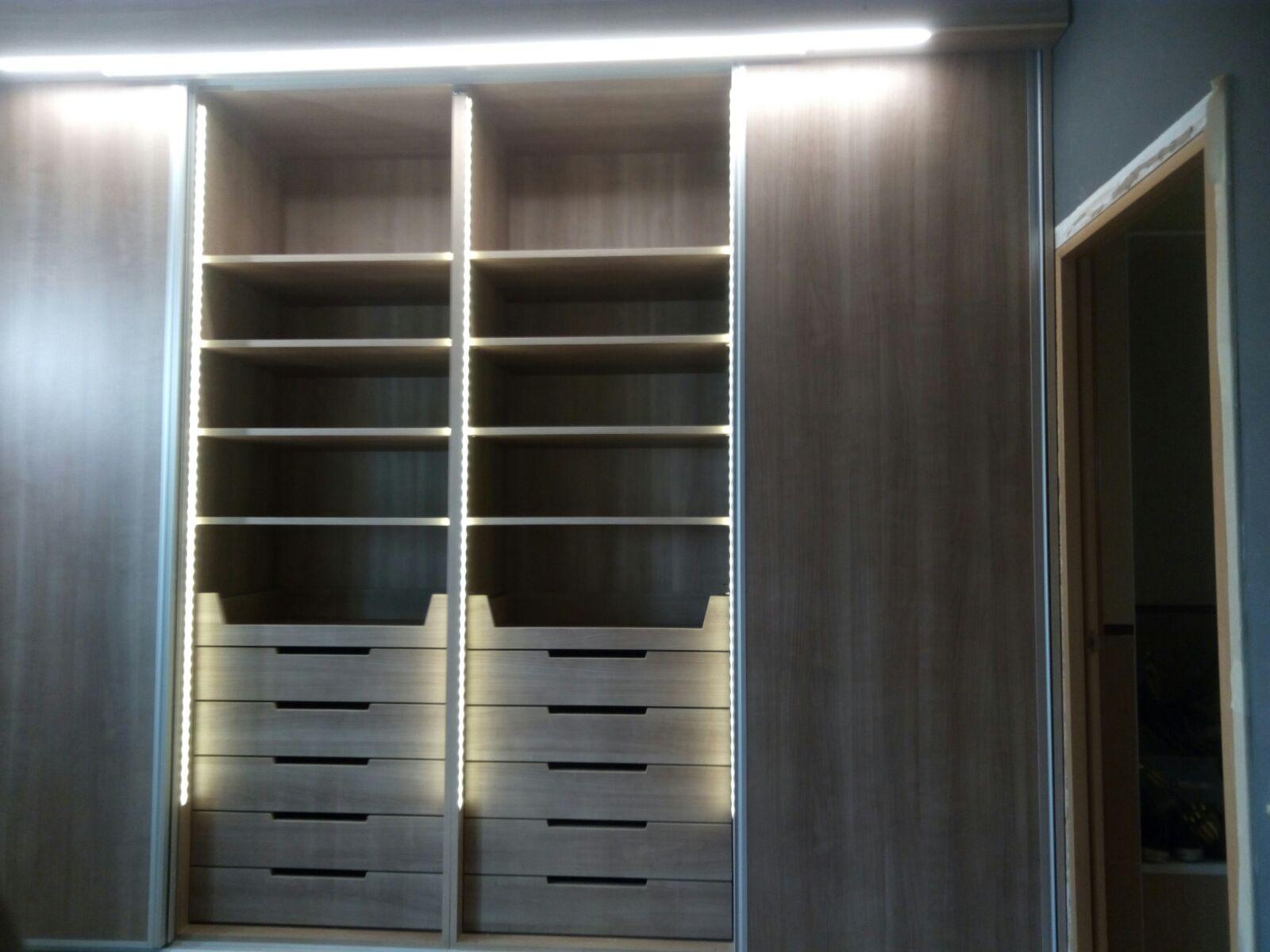 Mueble vestidor