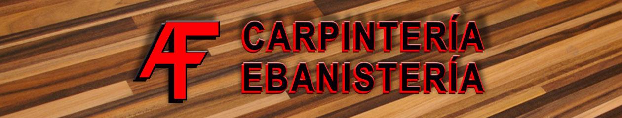 Carpintería Ebanistaería AF Badalona